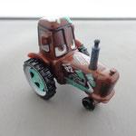 Sputter Stop Racing Tractor