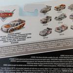 Cardback Silver racers EU