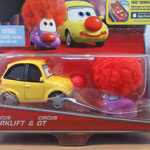 Circus Forklift aka Meep Meep Circus GT aka Honkers - Super Chase (MINT)