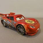 Dragon McQueen with Oil Strains (metallic)