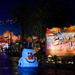 Carsland Snowman