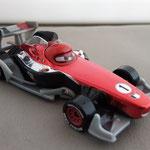 Racing Red Francesco Bernoulli