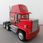 Cars 3 Mack - Deluxe (Eyelines and NO Mack text on side of the hood)
