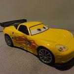 Cars 3 Jeff Corvette - 2 pack