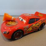 Lightning McQueen w/cone - Segmented (V1)