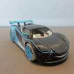 Ice Racer Lewis Hamilton