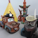 Sheriff Mater & Mad Dog - Custom Broedelet 35