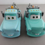 Brand new Mater V1 (L) vs. V2 (R)