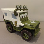 Sarge with Roof Lights