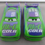 HJ Hollis #68 N20 Cola V1 (L) vs V2 (R)
