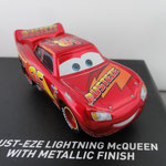 Rust-Eze Lightning McQueen with Metallic Finish