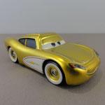 Gold Cruisin McQueen