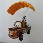 Mater with Parachute - Christmas ornament (DS)