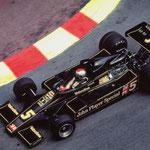 Lotus 78 Mario Andretti @ Monoca Grand Prix