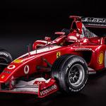 F1 Michael Schumacher Ferrari