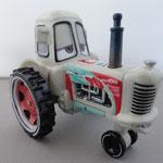 Bumper Save Racing Tractor