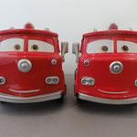 Red - Re-sized SEG  (l) vs. Red - Re-sized UNI (r)