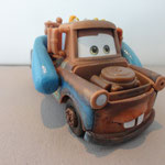 """Fasten Your Seat Belts"" Mater - Custom Broedelet35"
