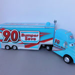 Ponchy Wipeout Hauler- Bumper Save