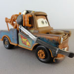 Race Team Mater with Headset (V1)