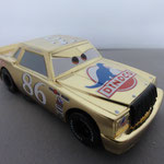 Dinoco Chick Hicks - Gold Factory Custom