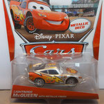 Lightning mcQueen with Metallic Finish (MINT)