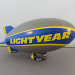 The Lightyear Blimp - US version