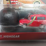 Sergeant Highgear (Deluxe 2018) -Scavenger Hunt Super Chase
