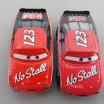 No Stall aka Todd Marcus V1 (L) vs. V2 (R)