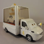 Popemobile & Pope Pinion IV