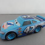 Cal Weathers #42 Dinoco (2pack) - Hank Weathers