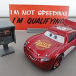 Welcome to Radiator Springs - Radiator Springs McQueen w/ phone - Vietnam variant 2020