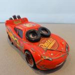 Spinout Lightning McQueen