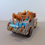 Mater with Allinol Cans
