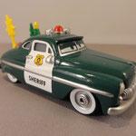 Holiday Spirit Sheriff - Green