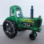 Shiny Wax Racing Tractor