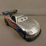 Silver Racers Jeff Gorvette  - No Corvette Logo