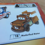 Modified Mater as seen in mini catalog