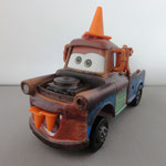 Mater with Cone Teeth