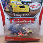 "Silver Racers Frosty aka Mark "" Frosty "" Winterbottom - Australia Exclusive (MINT)"