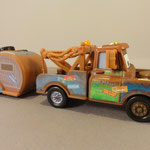 Mater with Trailer