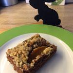 Pfirsich-Streusel-Kuchen