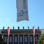Das Wuppertaler Rathaus in Barmen