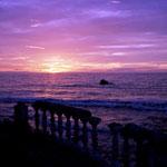 Sunset at Bata