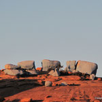 blue Rocks near Tafraoute