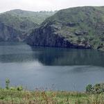 Cameroon lake Nyos