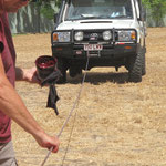 Winch maintenance