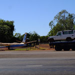 one more Aircraft wreck
