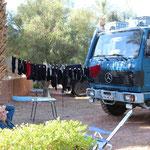 Laundry done in Zagora