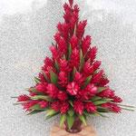 Fleurs décorations événement mariage anniversaire fête noël sapin fleurs exotiques